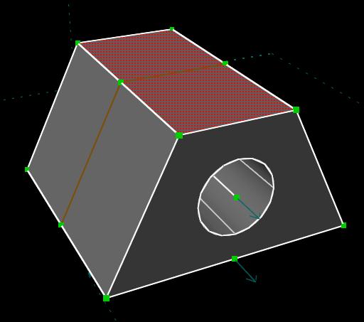 SolveSpace - Tutorial - Constraints